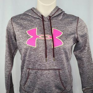 Under Armour Heathered Grey Hoodie